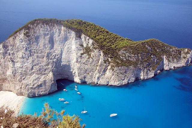 Nejzelenější ostrov? Zakynthos v Řecku!
