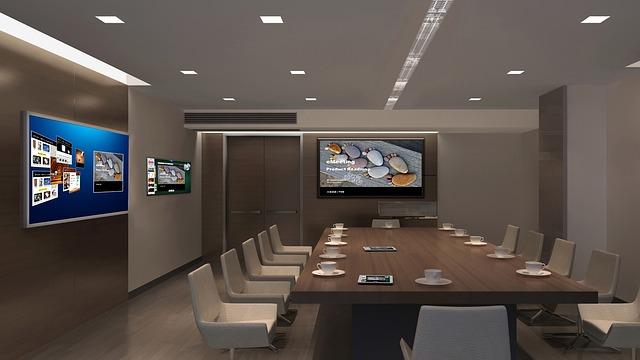 Moderní kanceláře vás zaujmou nabízenými službami