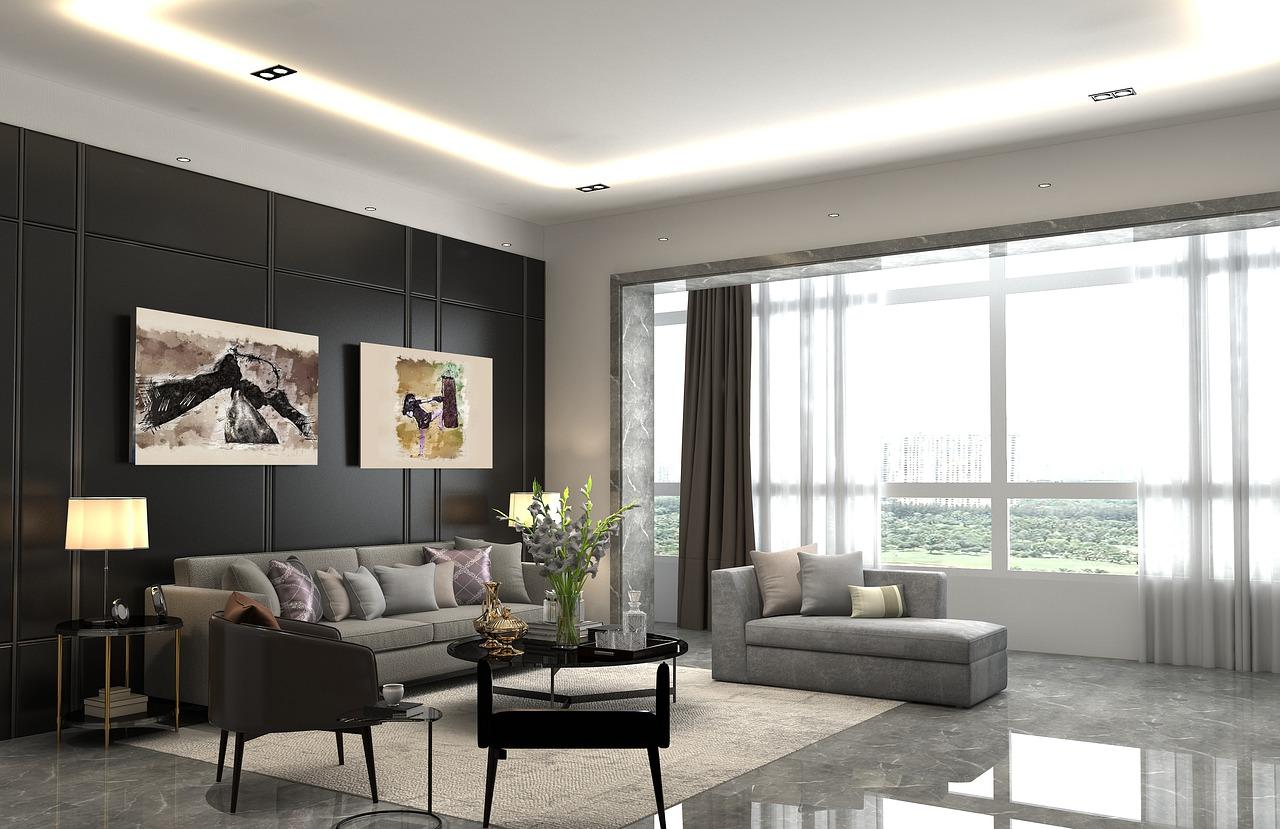 Living Room Modern Tv Luggage Modern