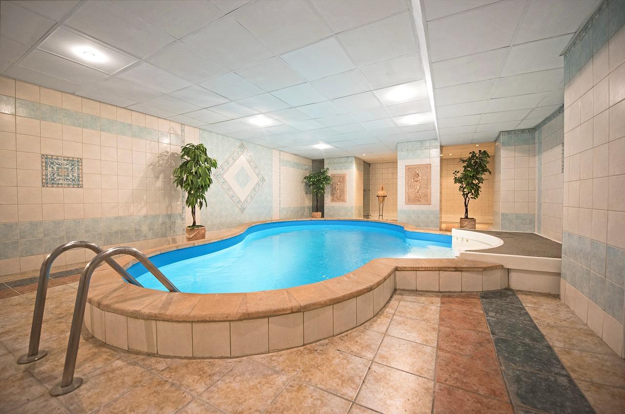Pool Sauna Bath Vacation