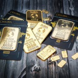 Gold Is Money Gold Bars Gold Shop  - hamiltonleen / Pixabay