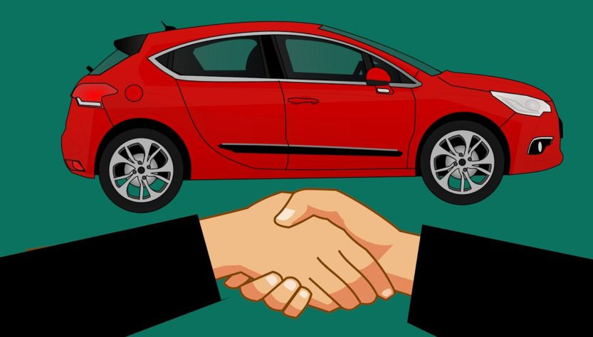 Shake Hand Buy Car Deal Automotive  - mohamed_hassan / Pixabay