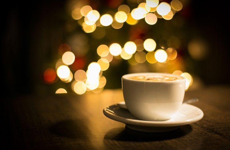 Coffee Cup Bokeh Coffee Cup - GioeleFazzeri / Pixabay