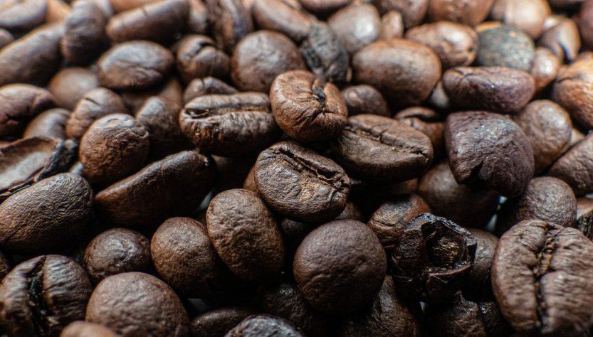 Coffee Macro Grains Beans  - Michal012 / Pixabay