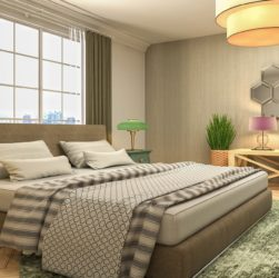 Interior Design Bedroom D Mockup  - tungnguyen0905 / Pixabay