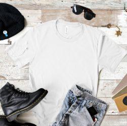 Mockup T Shirt Shirt Tshirt Wear  - MockupLab / Pixabay