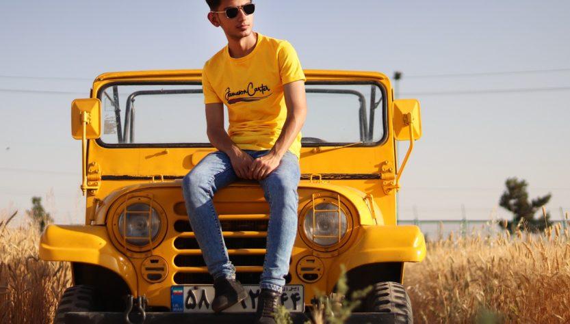 Jeep Car Yellow Jeep Automotive  - Amir_iMani / Pixabay