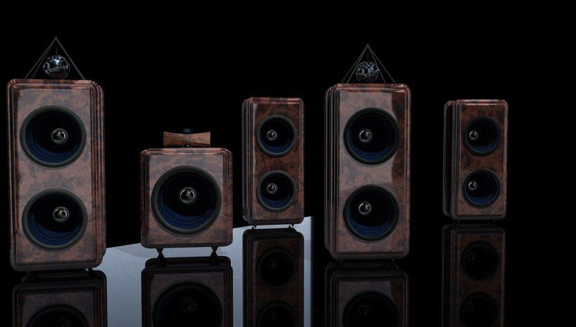 Speaker Boxing Hi Fi Surround Boxes  - Inactive_account_ID_249 / Pixabay